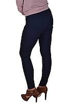 ОПТОМ.Женские Джинсы-Стрейч на БАЙКЕ с карманами (AL881) | 6 пар, фото 2