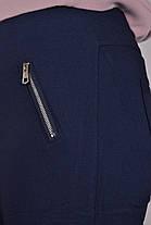 ОПТОМ.Женские Джинсы-Стрейч на БАЙКЕ с карманами (AL881) | 6 пар, фото 3