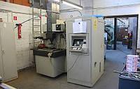SCHIESS NASSOVIA OPTIMAT 505 CNC Электроэрозионный вырезной станок