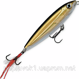 Воблер Rapala X-Rap Subwalk 90мм/18г (G0)