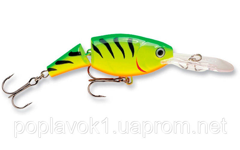Воблер Rapala Jointed Shad Rap 9см/25г (FT)