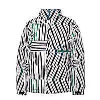 Жіноча гірськолижна куртка BelowZero W12 381022 M Zebra (hub_RLbW23678)