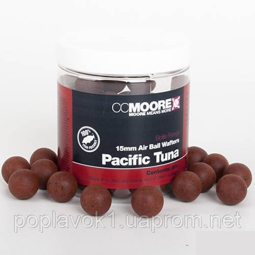 Бойлы CC Moore Pacific Tuna (Pop ups 15мм (50шт))