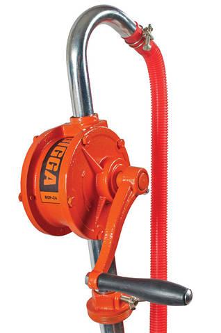ROP-24 (Bigga) - Ручная помпа для перекачки масла и дизельного топлива