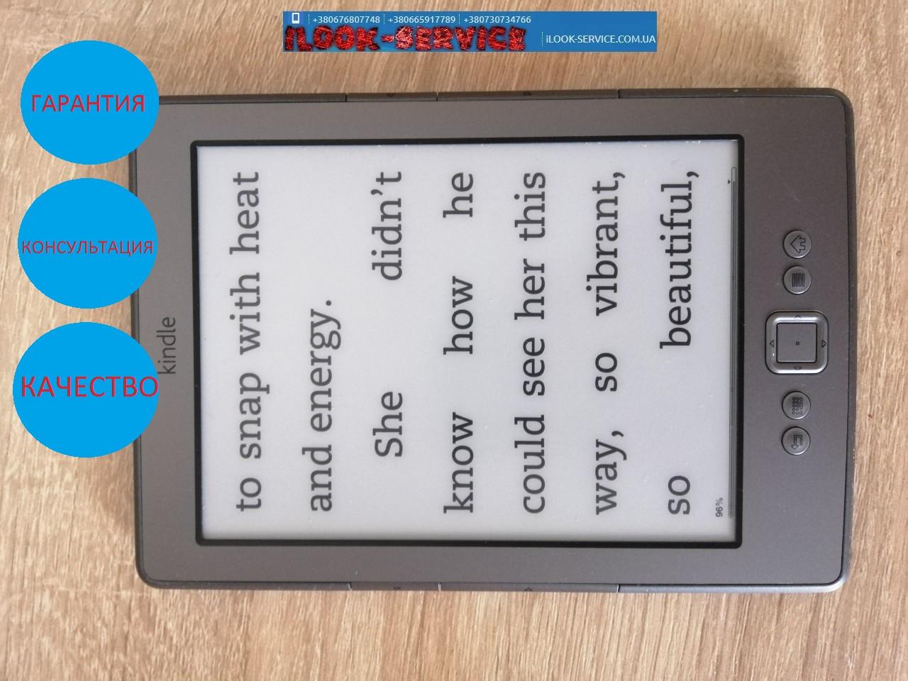 Электронная книга Amazon Kindle 4 d01100