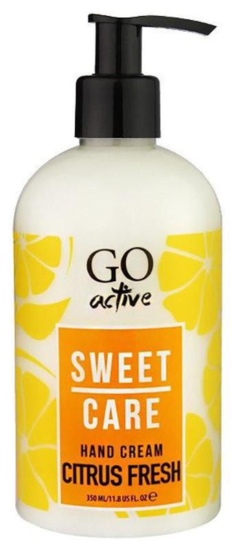 Крем для рук Go Active Sweet Care Citrus Fresh