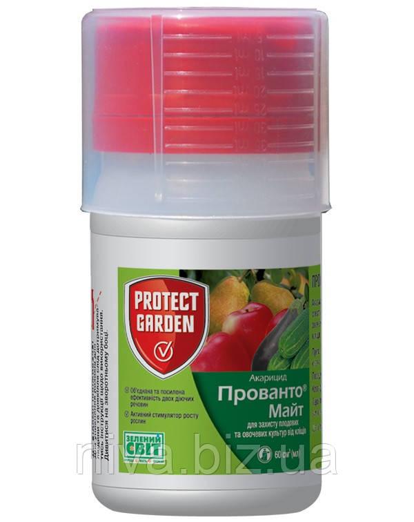 Прованто Майт (Енвідор) акарицид для захисту плодових і овочевих культур від кліщів Bayer 60 мл