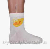 ОПТОМ.Детские носки с бантиком р. 20-23 (D369/20-23) | 12 пар, фото 2