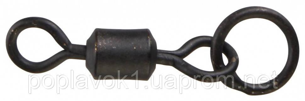 Вертлюжок Prologic Swivels W/Ring Size с кольцом (№8 15шт)