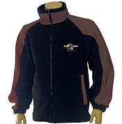 Куртка флисовая Carp Spirit Polaire Noir/Marron