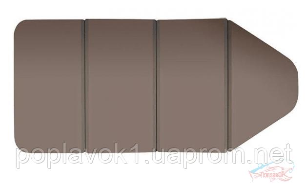 """Пайол слань-книжка """"KOLIBRI""""  (настил, сумка)  (КM-200 (настил, сумка) коричневый)"""