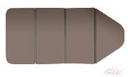 """Пайол слань-книжка """"KOLIBRI""""  (настил, сумка)  (КM-260  (настил, сумка) коричневый)"""