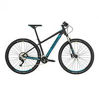 Велосипед найнер/кросс-кантри Bergamont Revox 6 29 2019 / рама 56,5см black/petrol/yellow (270301163)