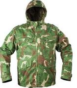 Камуфляжная куртка Graff 610-C  (XXXL)