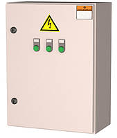 Щит автоматичний ввід резерву, АВР-600-160-31УЗ