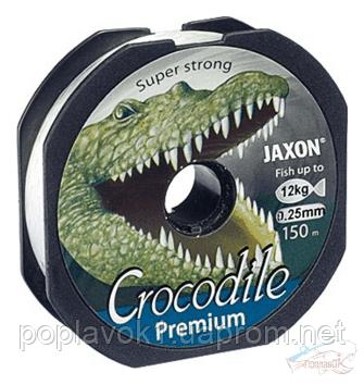 Леска Jaxon  Crocodile Premium 25м (0,12мм 3кг)