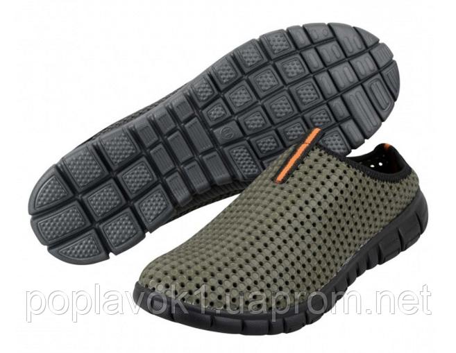 Тапочки Prologic Bank Slippers green (43р)