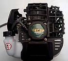 ✅ Бензокоса Кедр БГ - 5200 Профи (3 ножа 2 катушки) Мотокоса Кедр БГ - 5200, фото 2