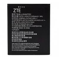 Аккумулятор ZTE Blade A520 (Li3824T44P4h716043) оригинал (Китай) тех.уп.