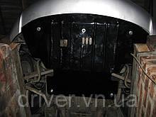 Захист двигуна Audi A6 C6 2004-2011 2.4 (Двигун + КПП), сталь 2 мм