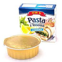 Паста из лосося нежная для бутербродов Pasta z lososia lagodna 90г