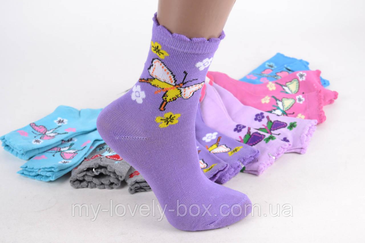ОПТОМ.Детские носки на девочку  ( WC230/XL ) | 12 пар