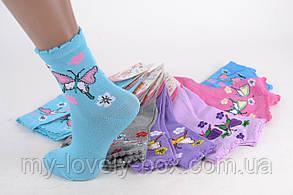 ОПТОМ.Детские носки на девочку  ( WC230/XL ) | 12 пар, фото 2