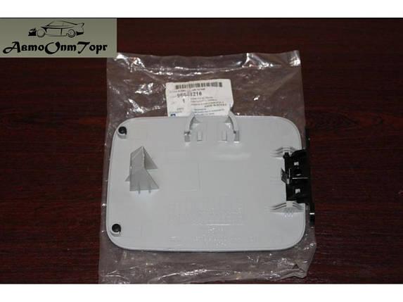Лючок бензобака на Chevrolet Aveo 3, model: 96648216, произ-во: General Motors (GM), кат. код: 96648216;, фото 2