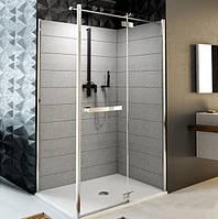 Двери распашные правые для монтажа со стенкой Aquaform HD Collection 120 см 103-09376