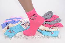 ОПТОМ.Детские носки на девочку с рисунком (Арт. C255/S)   12 пар, фото 3