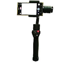★Стедикам AFI V1S с гироскопом для камеры плавная вертикальная съемка видео фото трехосевой стабилизатор, фото 2