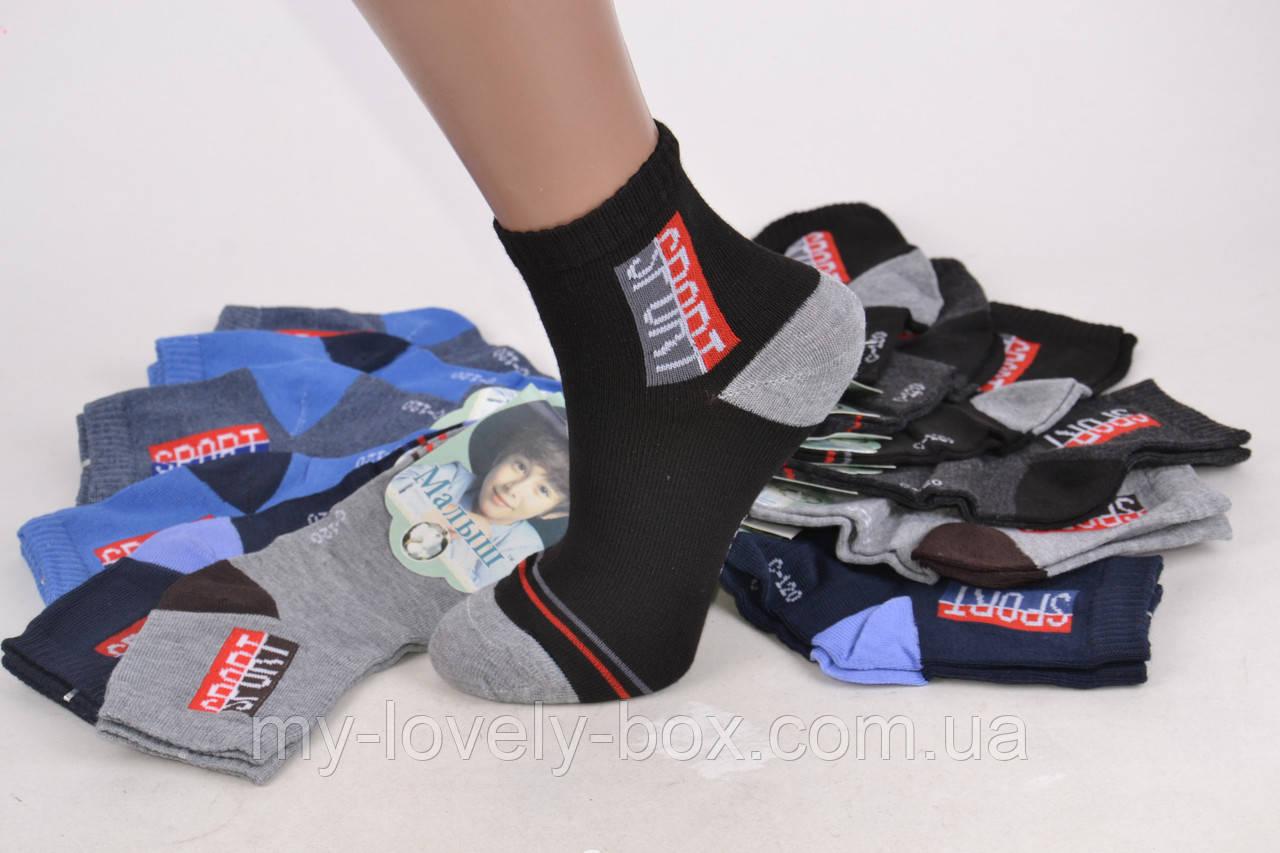 "ОПТОМ.Детские носки на мальчика ""SPORT"" (Арт. TKC120/30-35)   12 пар"