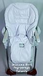 Односторонний чехол на стульчик для кормления Peg Perego Tatamia, фото 5
