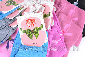"ОПТОМ.Носки на девочку Подросток ""ХЛОПОК"" (Арт. BFC222)   12 пар, фото 2"