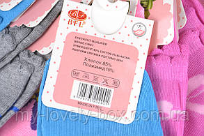 "ОПТОМ.Носки на девочку Подросток ""ХЛОПОК"" (Арт. BFC222)   12 пар, фото 3"