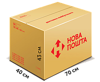 Нововведение от Новой почты по поводу упаковки товаров.