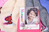 ОПТОМ.Детские Хлопковые носки на девочку (Арт. C257/M)   12 пар, фото 5