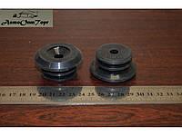 Подушка верхняя амортизатора задней подвески Chevrolet Aveo, Авео, Kalos, кат. код: 96456715, произ-во: Gumex
