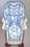 Односторонній чохол на стілець для годування Peg Perego Tatamia, фото 2