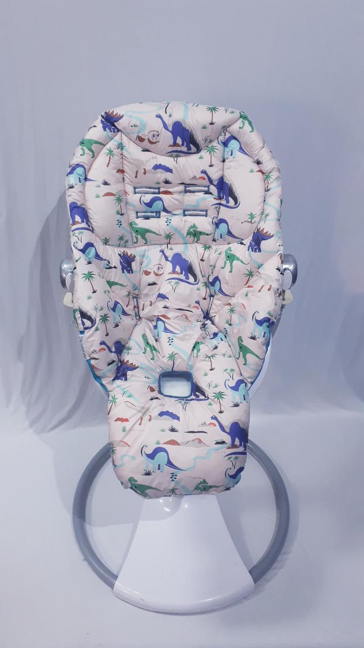 Односторонній чохол на стілець для годування Peg Perego Tatamia