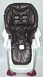 Односторонній чохол на стілець для годування Peg Perego Tatamia, фото 6