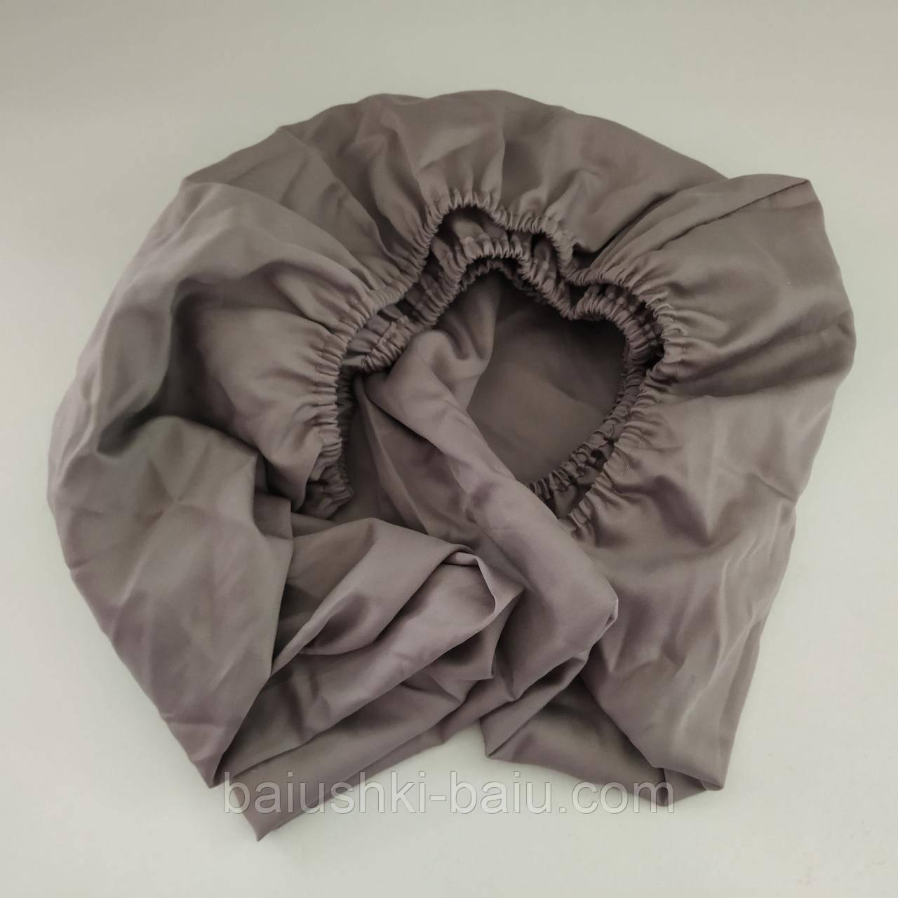 Набор из простыни и подушек в детскую кроватку (сатин)
