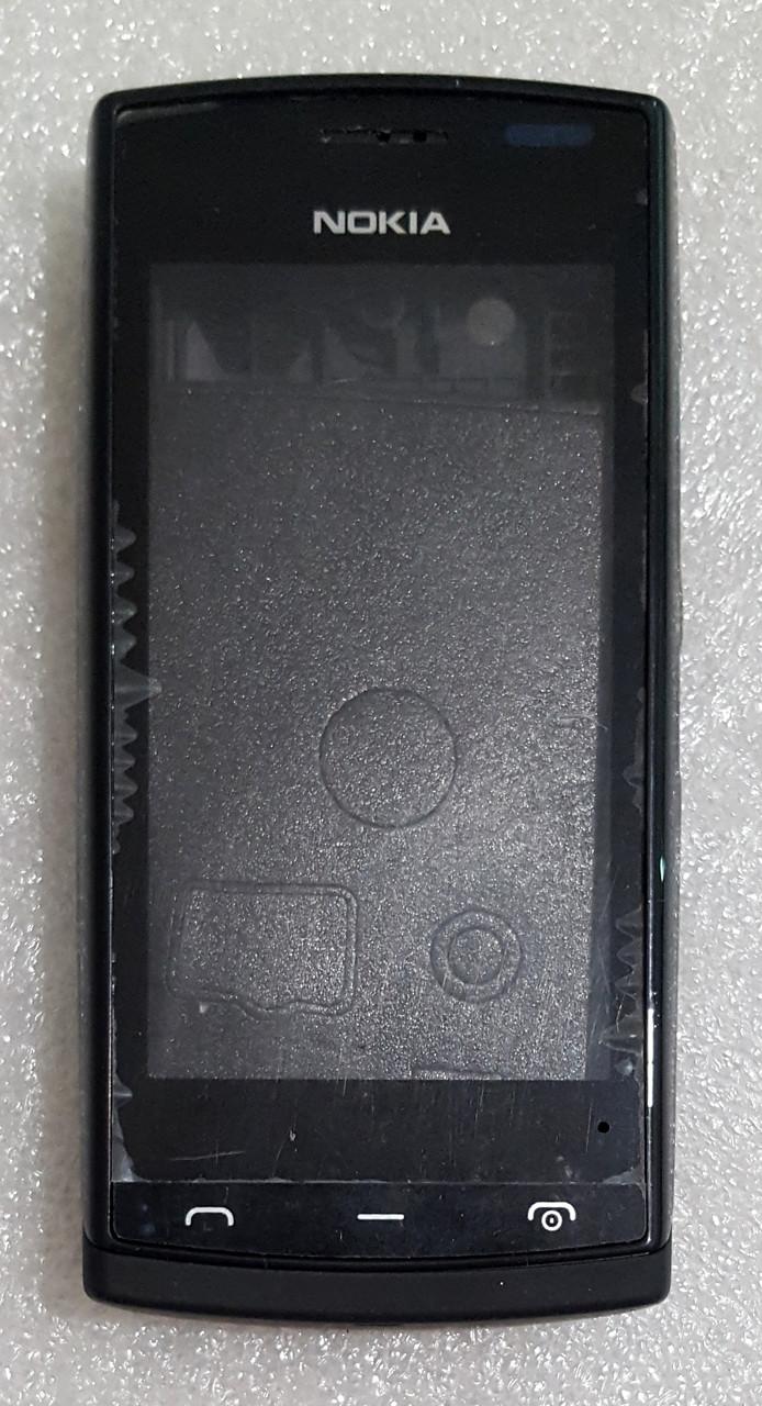 Корпус для Nokia 500 black