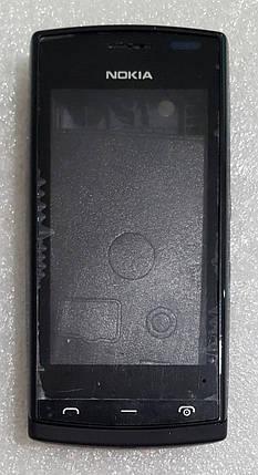 Корпус для Nokia 500 black, фото 2