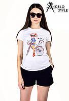"Стильна футболка ""My Best Friend"" Angelo Style"