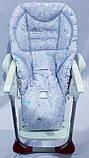 Односторонний чехол на стульчик для кормления Peg Perego Tatamia, фото 4