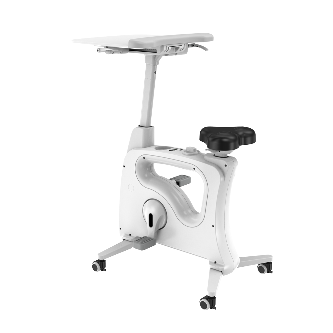 Велотренажер Loctek all-in-one Desk Bike