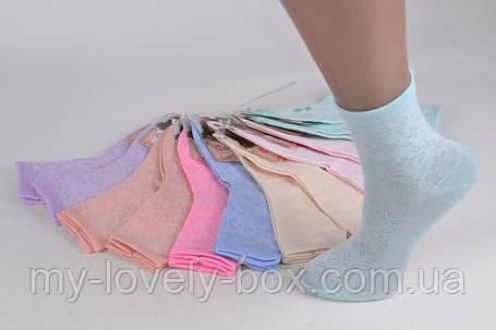 ОПТОМ.Детские Хлопковые носки на девочку (Aрт. 5013-2/20-25) | 12 пар, фото 2
