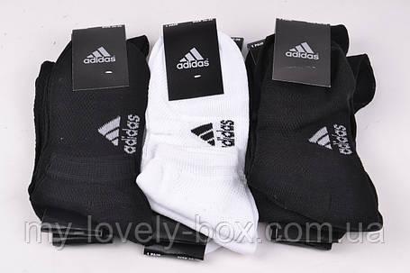 "ОПТОМ.Носки подросток ""Adidas"" сетка (Арт. LC215) | 12 пар, фото 2"