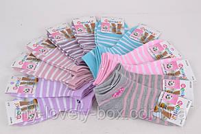 ОПТОМ.Детские Хлопковые носки на девочку (Арт. FE5023-5/20-25) | 12 пар, фото 2
